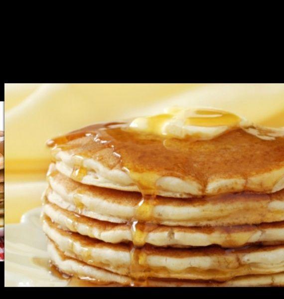 Best Pancakes Ever  Best Pancake Recipe Ever Hair & Skin
