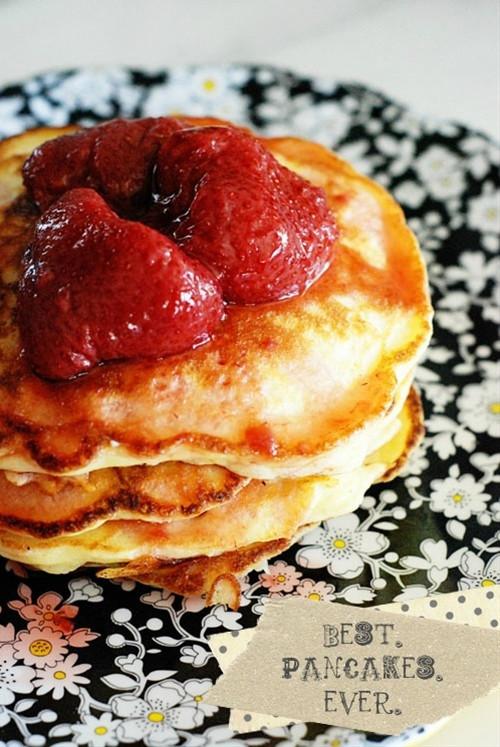 Best Pancakes Ever  Best Pancakes Ever recipe