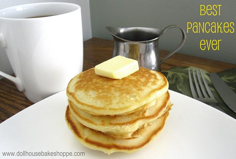 Best Pancakes Ever  Lindsay Ann Bakes Best Buttermilk Pancakes Ever