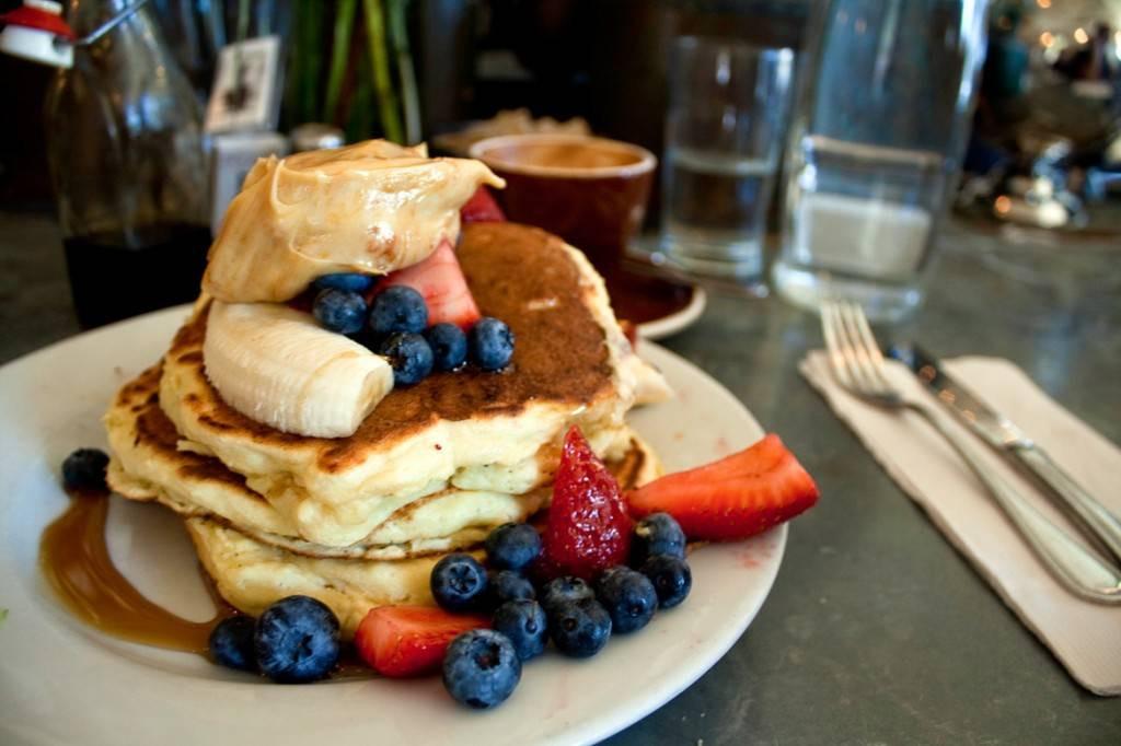 Best Pancakes Nyc  Top 10 Brunch Spots in NYC New York Habitat Blog
