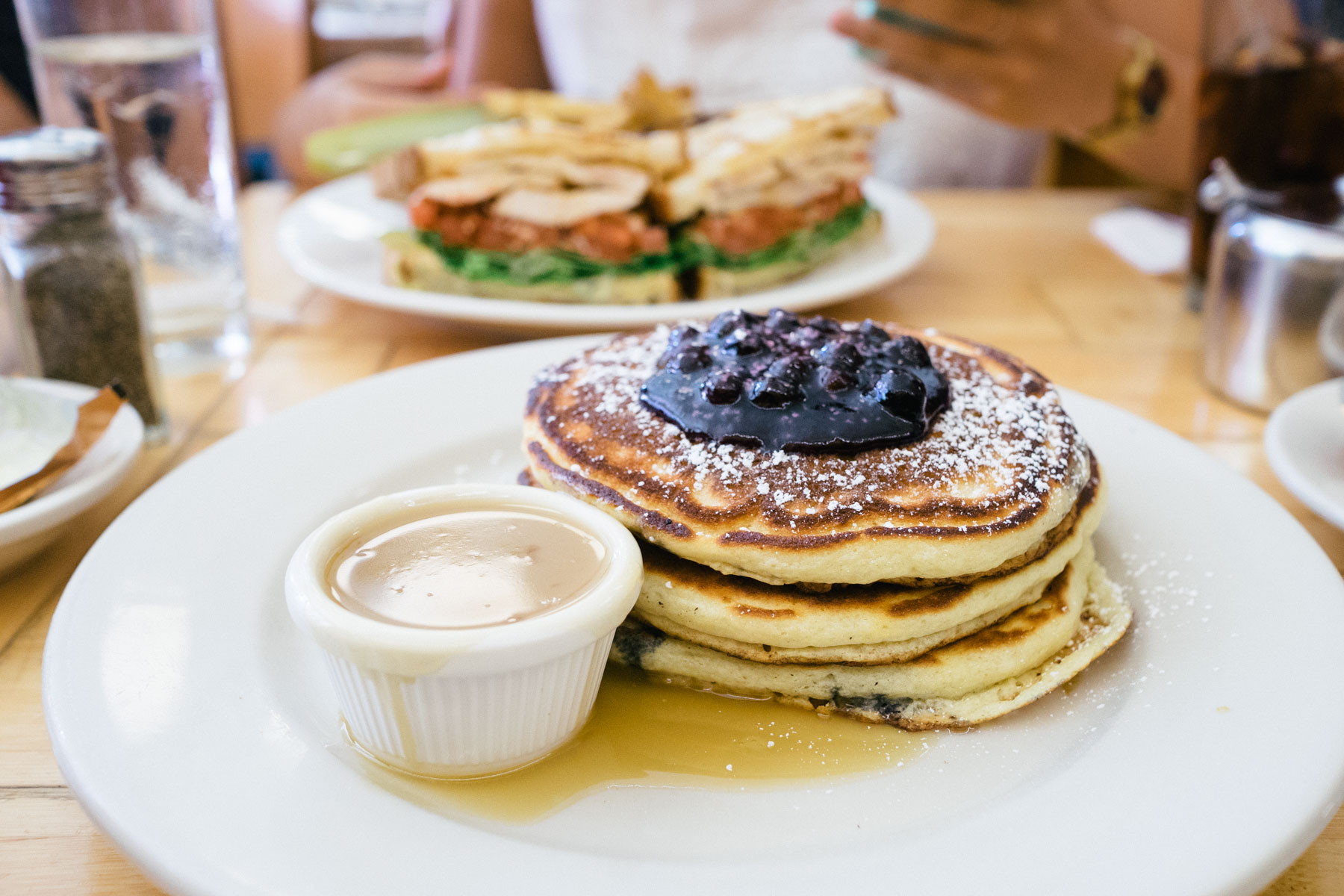 Best Pancakes Nyc  Clinton St Baking pany Review Best Pancakes in New