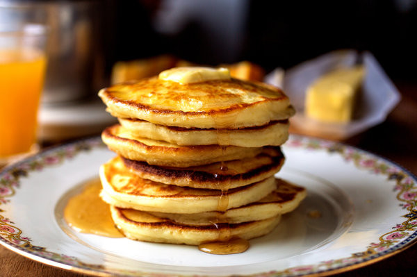 Best Pancakes Nyc  Everyday Pancakes Recipe NYT Cooking