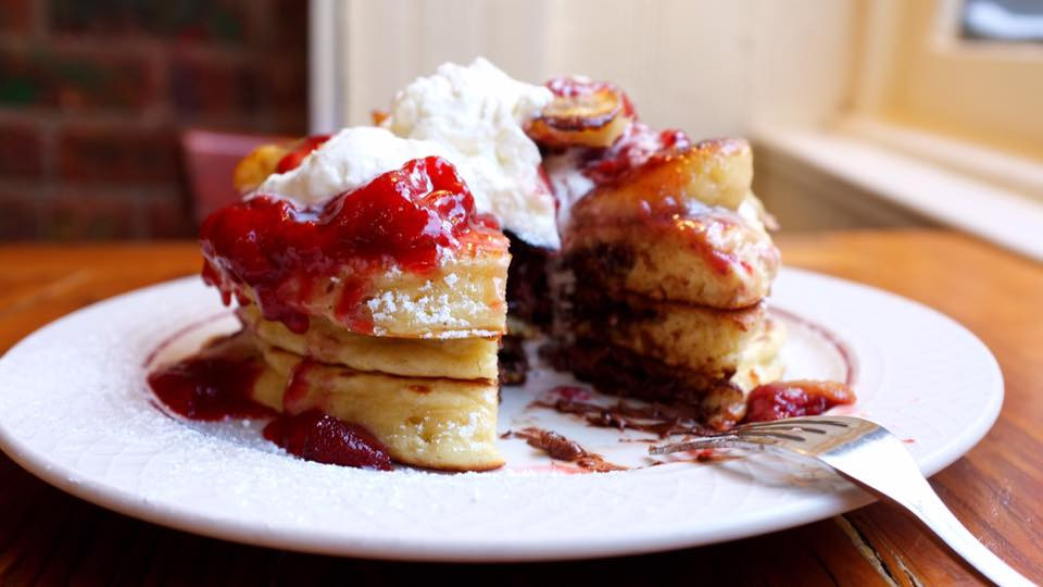 Best Pancakes Nyc  The Best Places to Find Pancakes in New York City