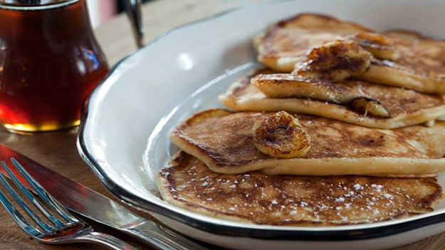 Best Pancakes Nyc  NYC's 5 Best Restaurants For Pancakes CBS New York