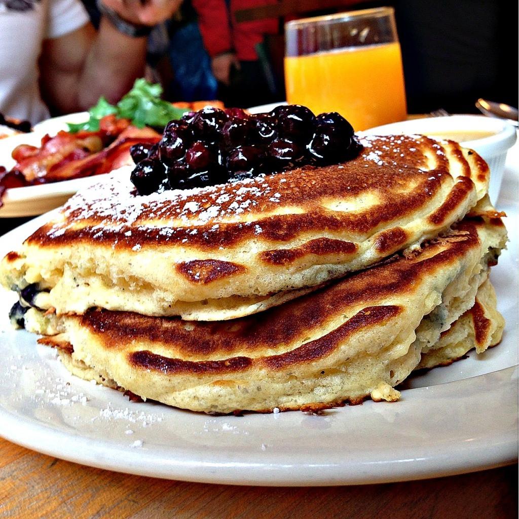 Best Pancakes Nyc  Best Restaurants in New York City Trover Blog