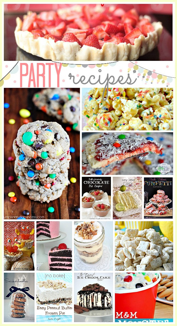 Best Party Desserts  Best Party Dessert and Treat Recipes The 36th AVENUE