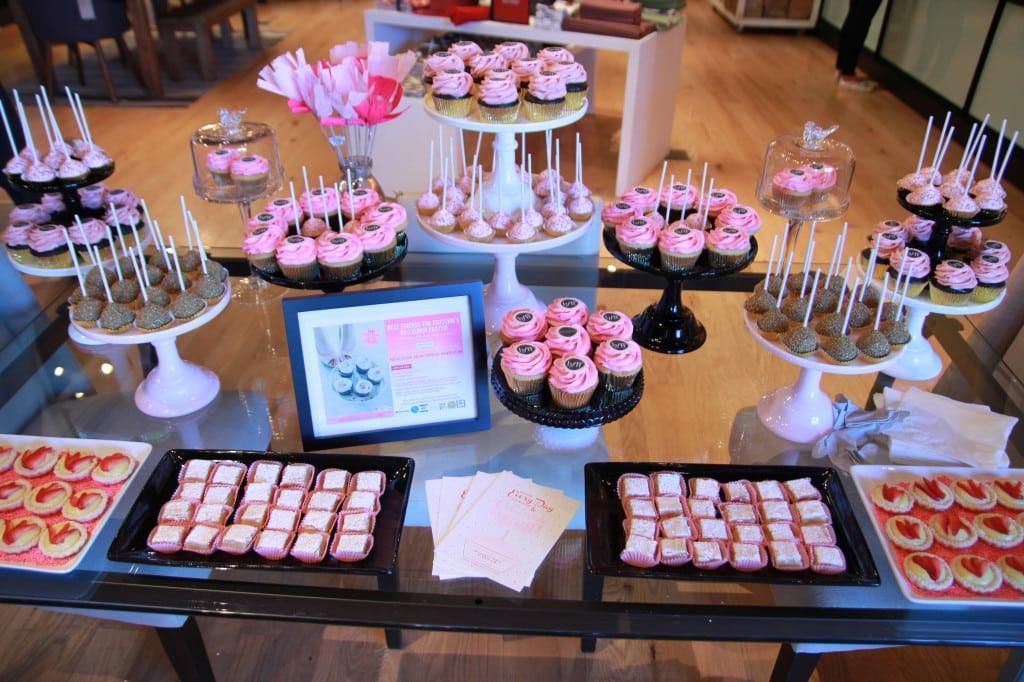 Best Party Desserts  BFFFRELAUNCH PARTY DESSERT TABLE