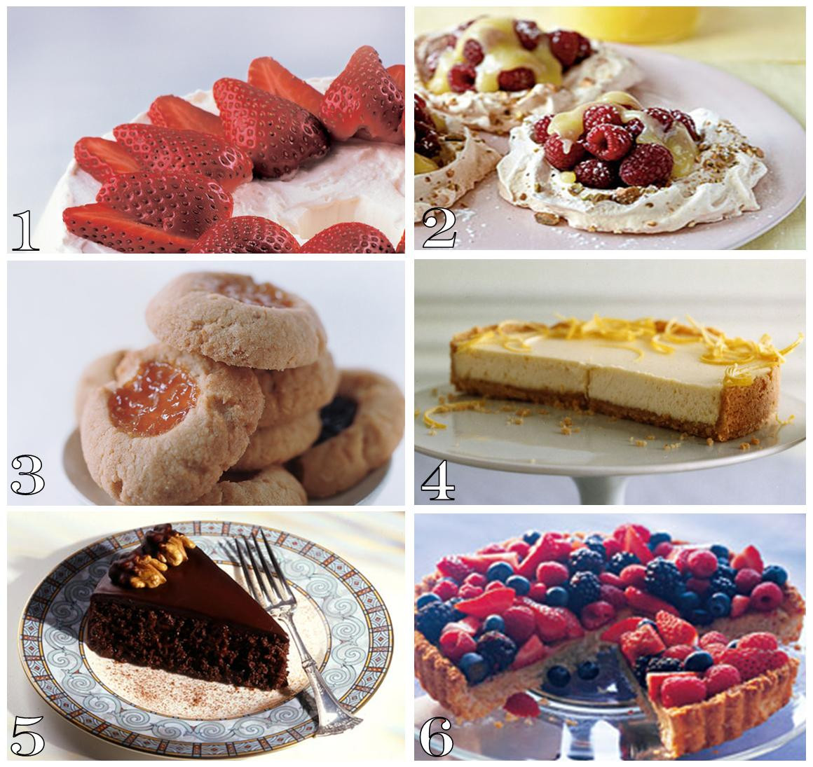 Best Passover Desserts  Sweeter Than Sweet Dessert Tables Passover Desserts