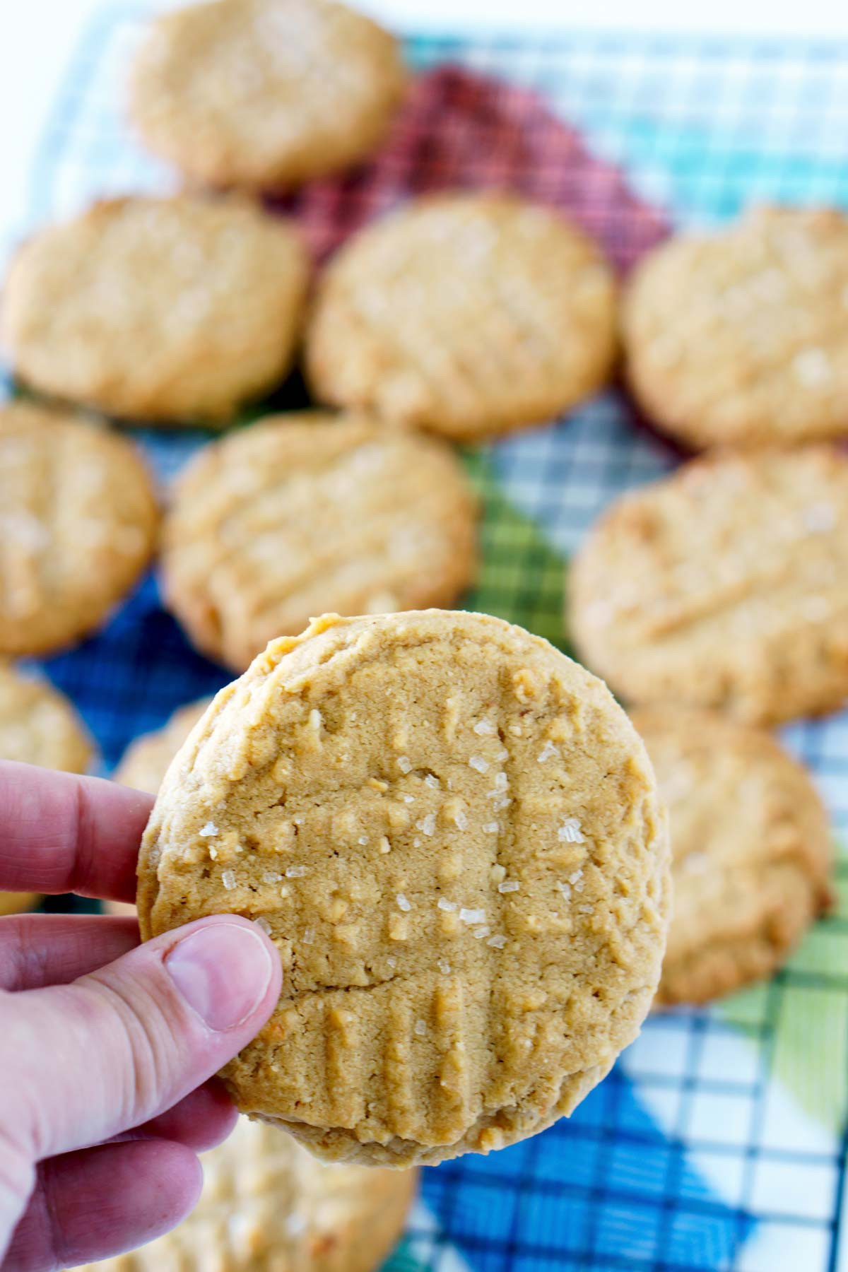 Best Peanut Butter Cookies  Best Peanut Butter Cookies with Chocolate Drizzle • Food