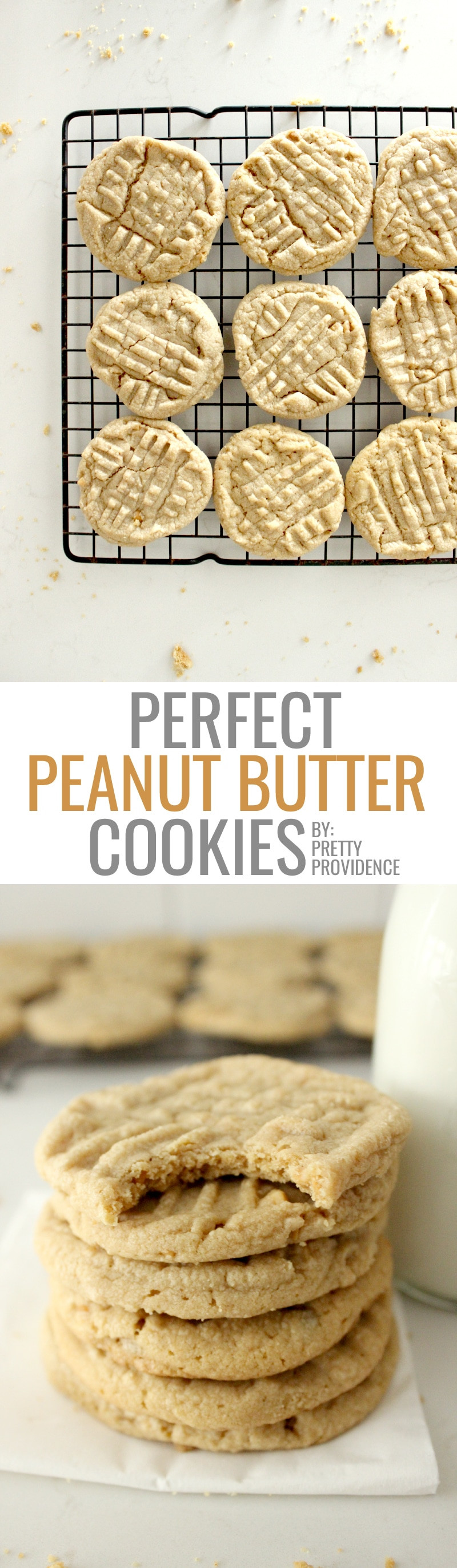 Best Peanut Butter Cookies  The BEST Peanut Butter Cookies Pretty Providence