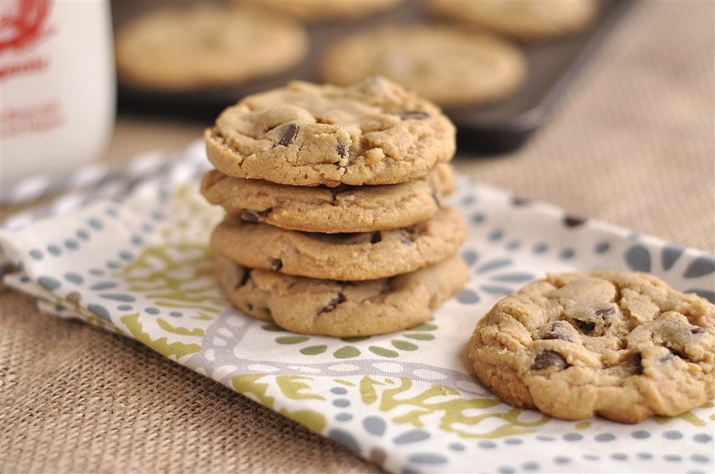 Best Peanut Butter Cookies  The Best Peanut Butter Chocolate Chip Cookies