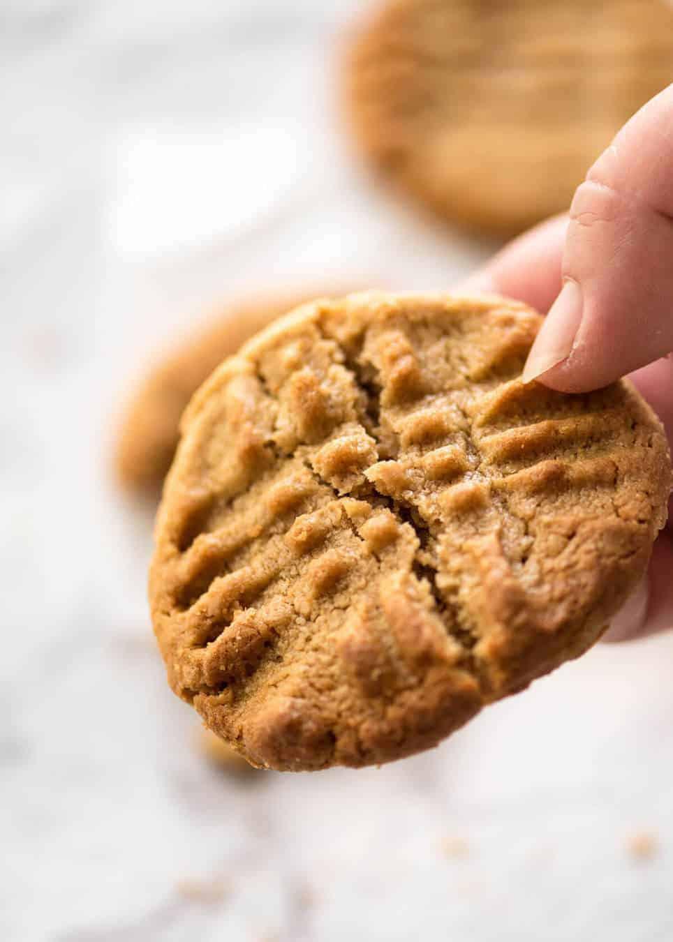 Best Peanut Butter Cookies  World s Best Easy Peanut Butter Cookies