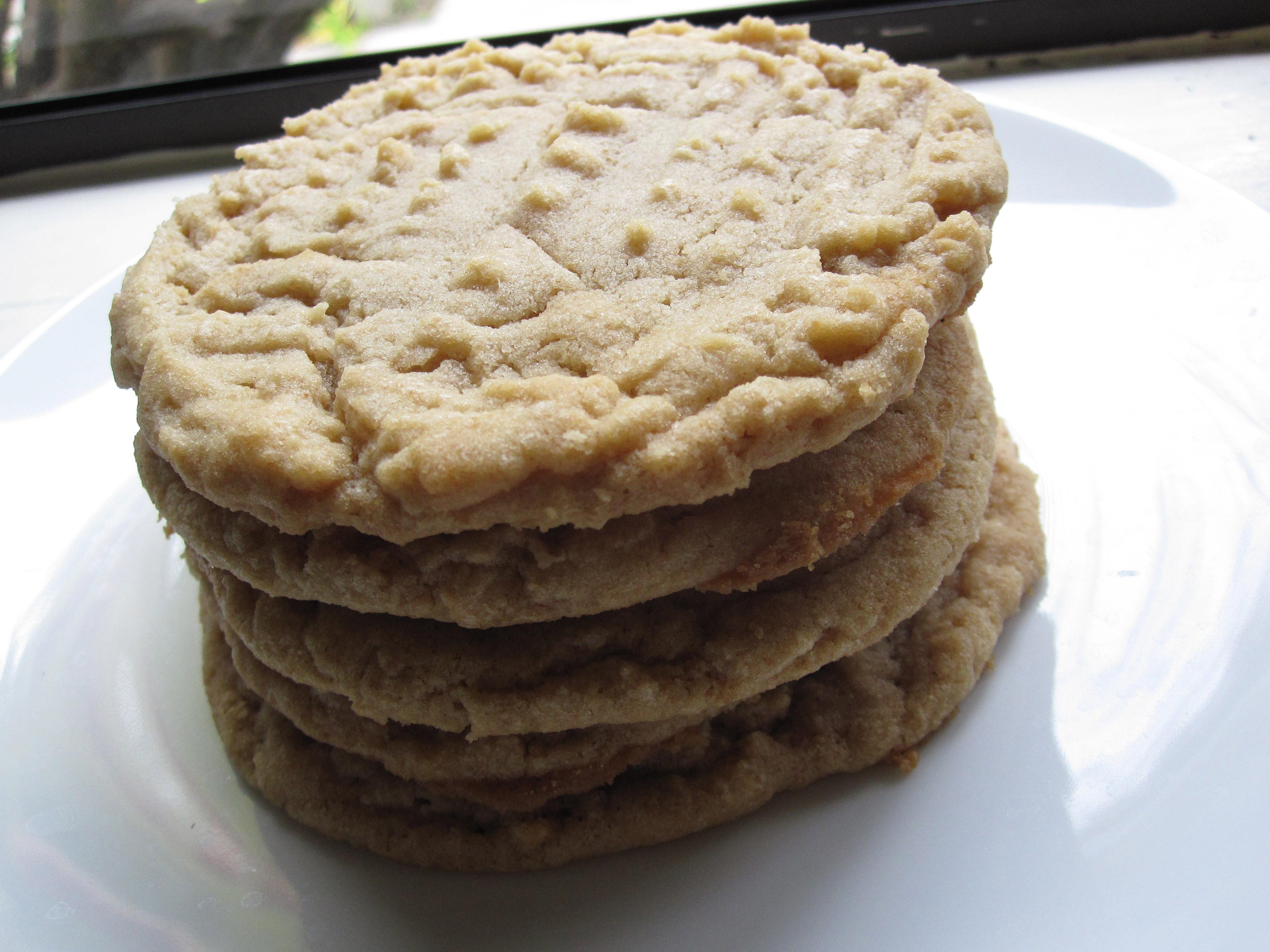 Best Peanut Butter Cookies  best peanut butter