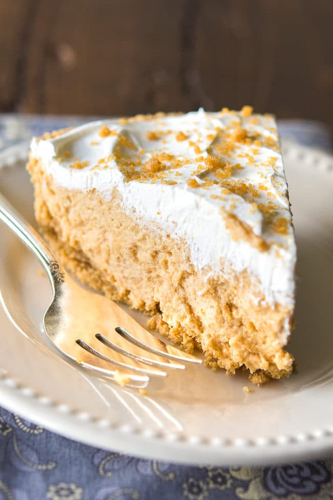 Best Peanut Butter Dessert  Easy Peanut Butter Pie Recipe Best Peanut Butter Pie