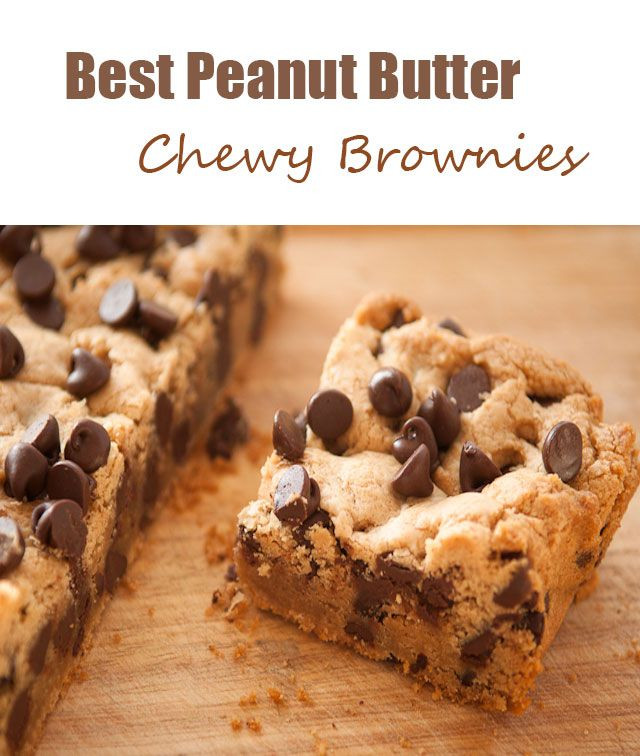 Best Peanut Butter Desserts  17 Best images about Recipes Desserts Brownies on