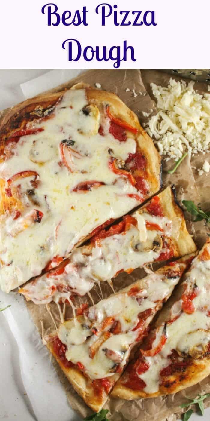 Best Pizza Dough  Best pizza dough