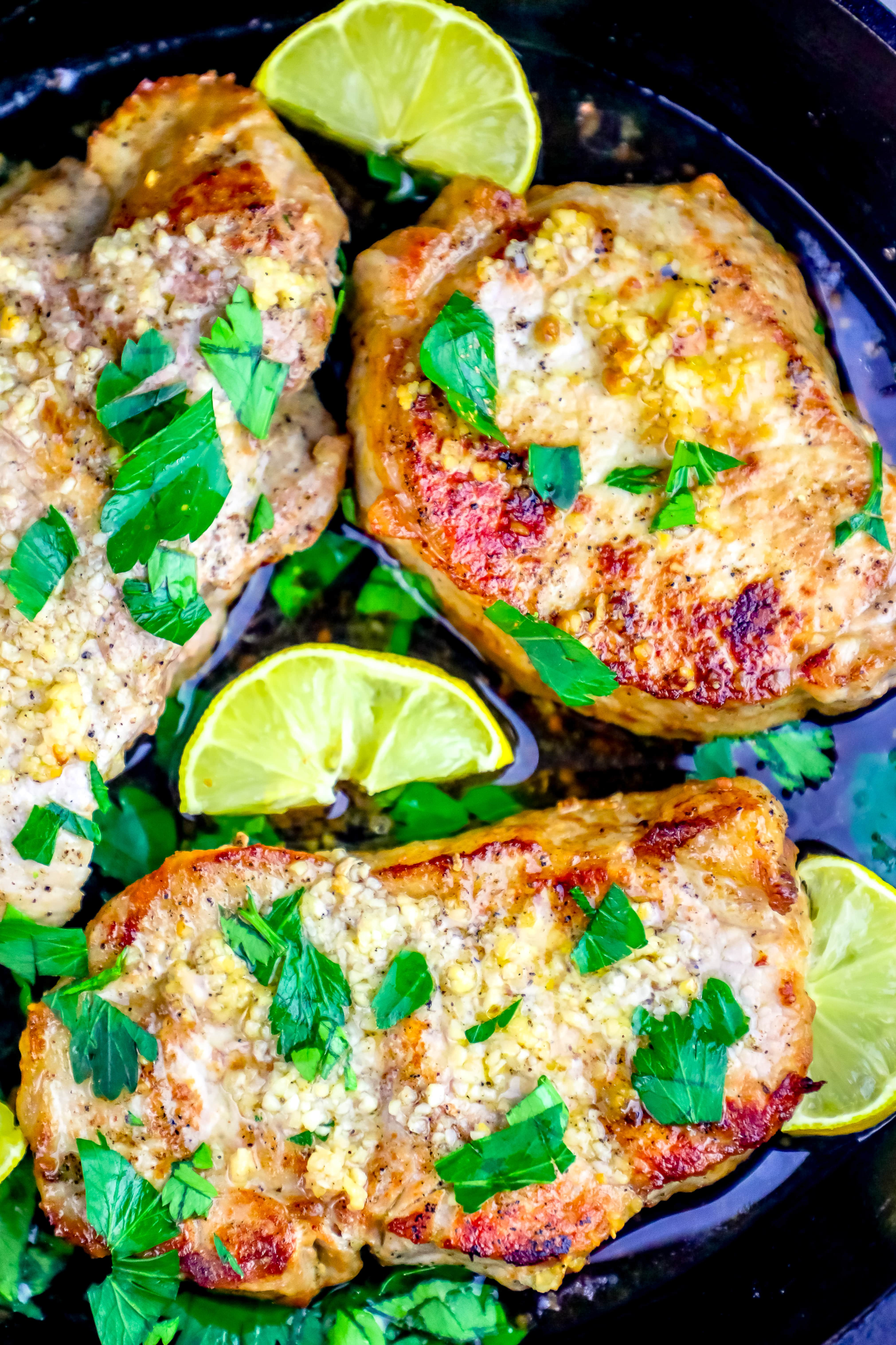 Best Pork Chops Recipe  The Best Baked Garlic Pork Chops Recipe Oven Baked Pork
