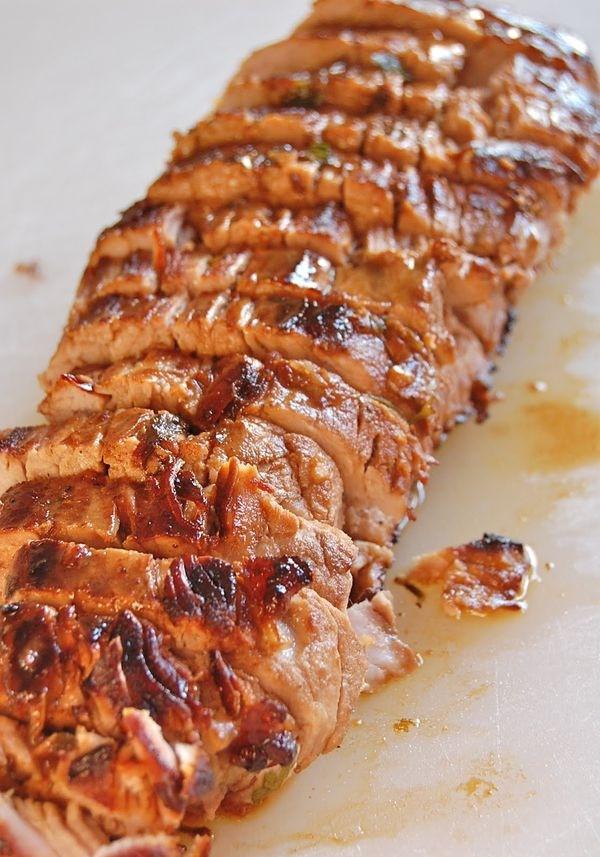 Best Pork Tenderloin Marinade  Marinated Pork Tenderloin