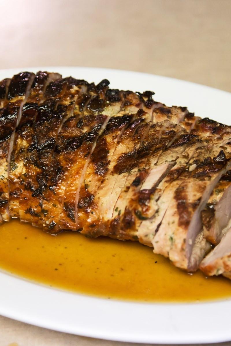 Best Pork Tenderloin Marinade  The Best Marinated Pork Tenderloin