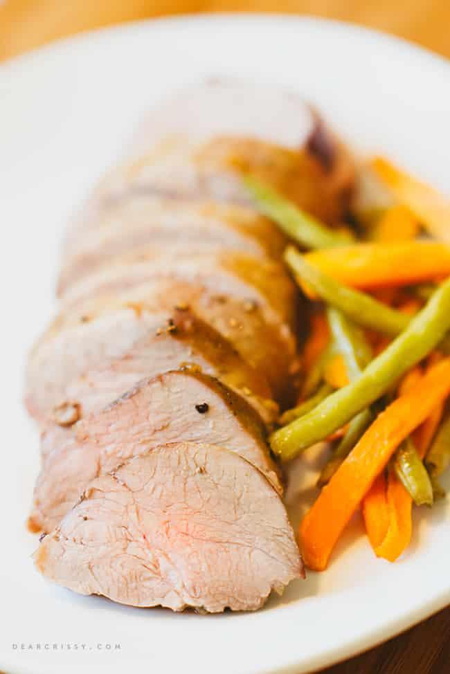Best Pork Tenderloin Marinade  Perfect Marinated Pork Tenderloin