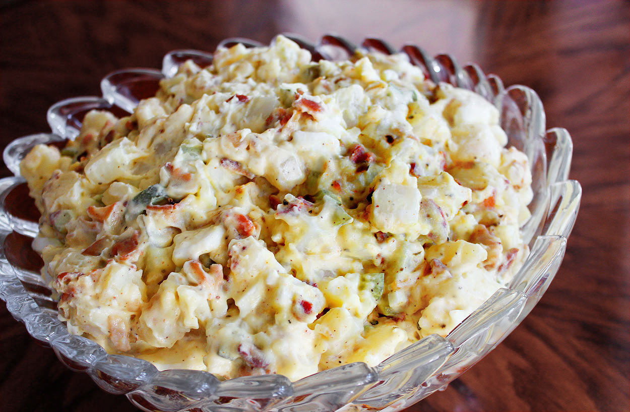 Best Potato Salad Ever  Best Potato Salad Ever Best Recipes Evar
