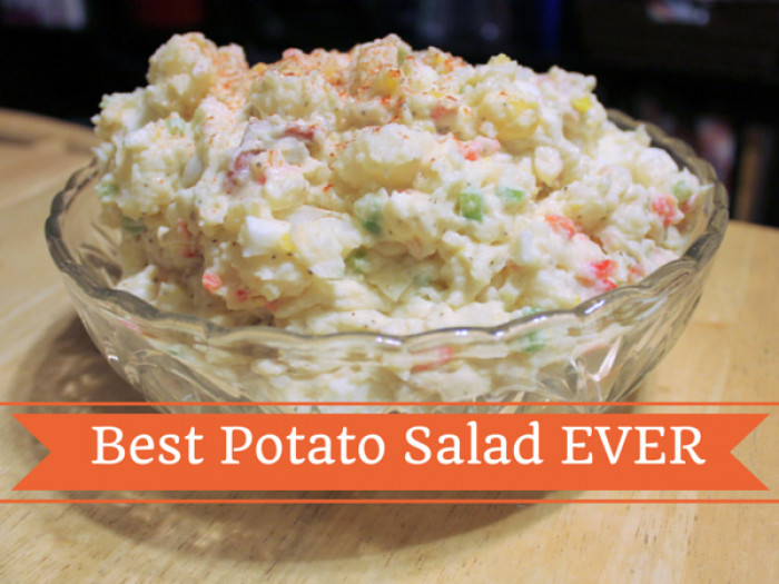 Best Potato Salad Ever  Chef Lee Ann Whippen Makes the Best Potato Salad EVER