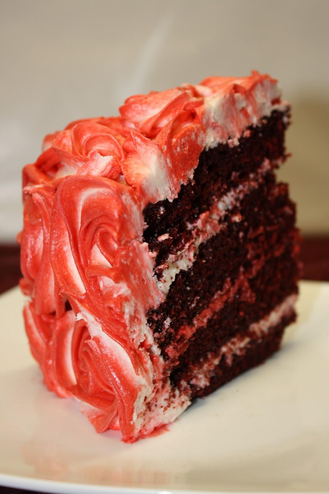 Best Red Velvet Cake  The best Red Velvet Cake that happens to be Vegan