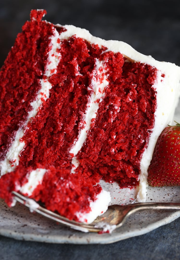 Best Red Velvet Cake  The BEST Red Velvet Cake EVER