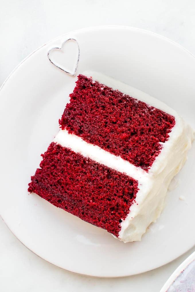Best Red Velvet Cake  The Best Red Velvet Cake Easy Recipe Pretty Simple