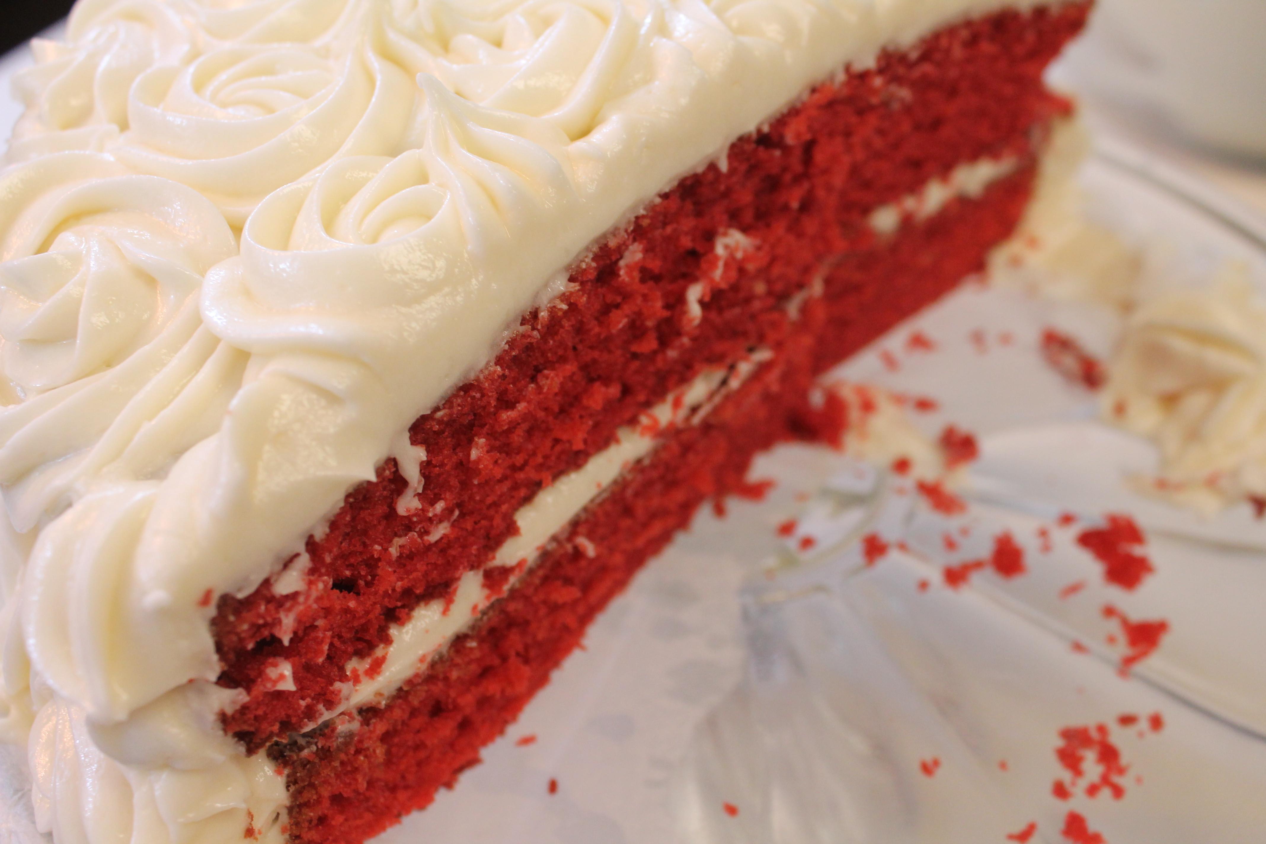 Best Red Velvet Cake  The BEST and EASIEST Red Velvet Cake Recipe