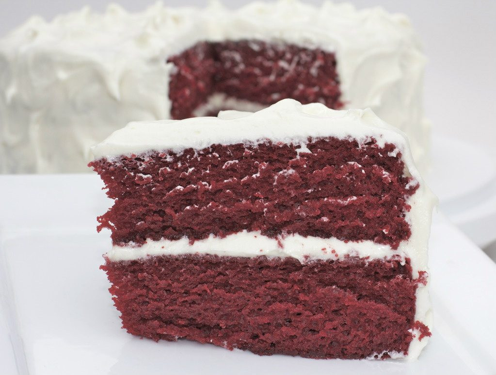 Best Red Velvet Cake  Best Red Velvet Cake Recipe So Moist with Cream Cheese
