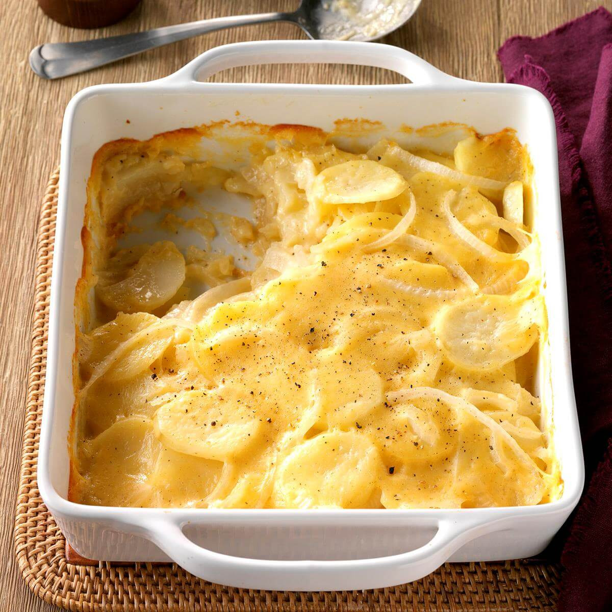 Best Scalloped Potatoes Recipe  Scalloped Potato Recipes to Get Cozy With