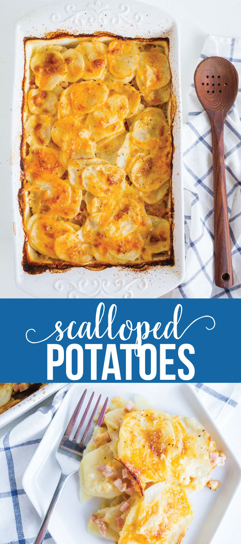 Best Scalloped Potatoes Recipe  best scalloped potato recipe in the world