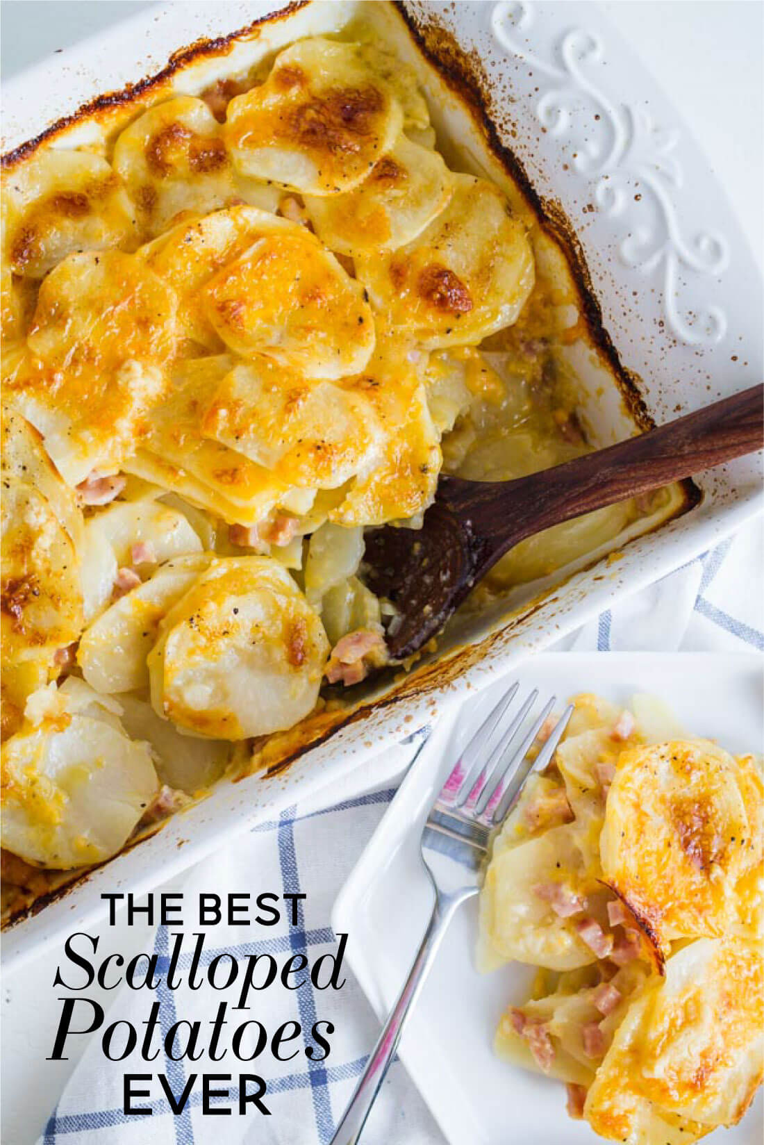 Best Scalloped Potatoes Recipe  best scalloped potatoes