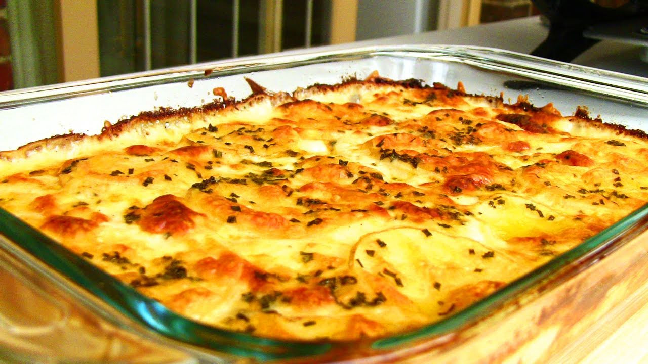 Best Scalloped Potatoes Recipe  Cheesy Scalloped Potatoes Recipe