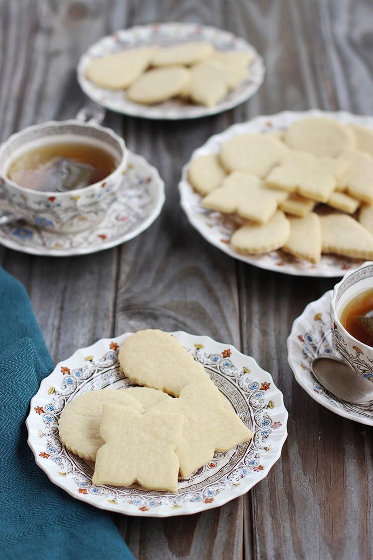 Best Shortbread Cookies  Thee Best Shortbread Cookies