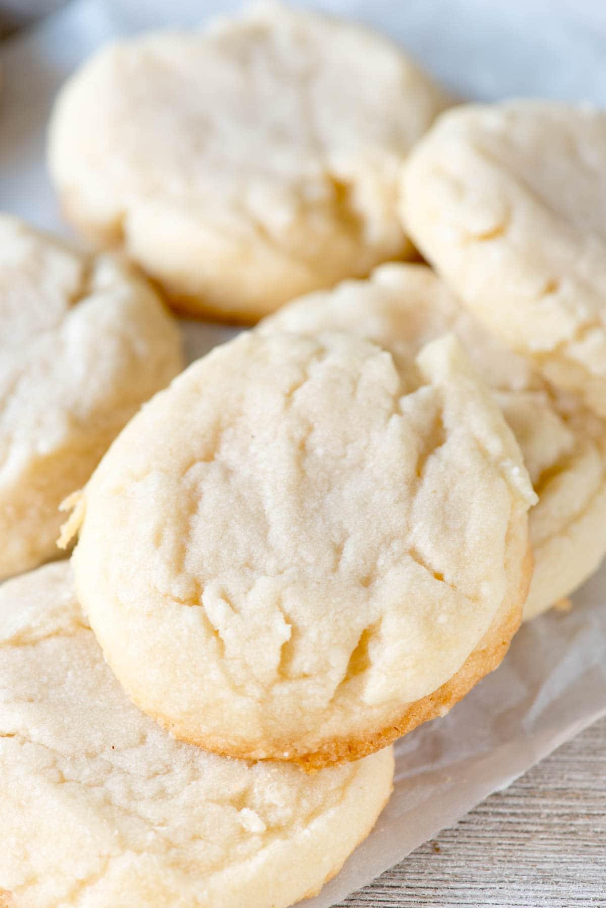 Best Shortbread Cookies  Soft & Chewy Shortbread Cookies 1 dough 4 ways Crazy