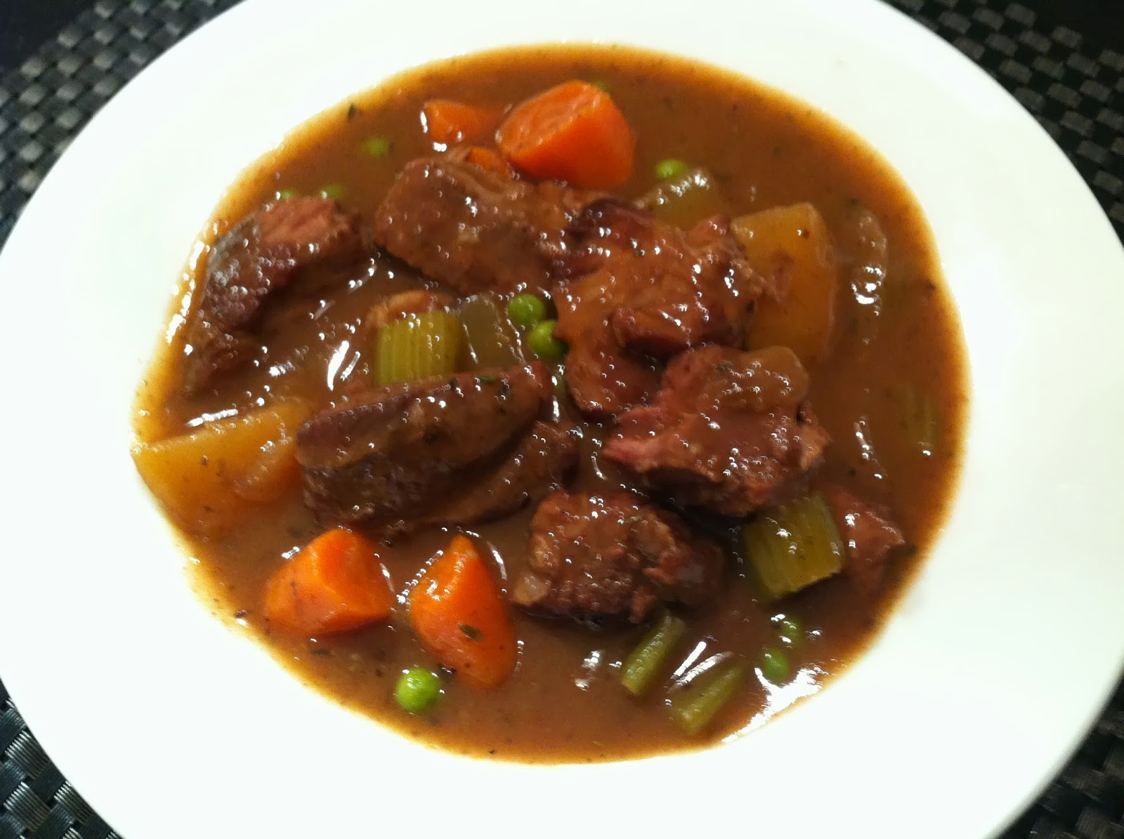 Best Slow Cooker Beef Stew  Everything Tasty from My Kitchen The Best Slow Cooker