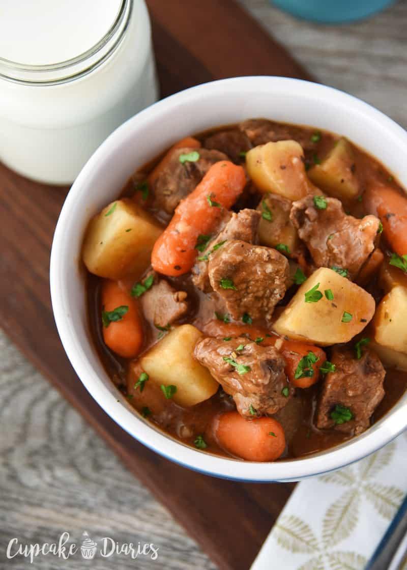 Best Slow Cooker Beef Stew  Easy Slow Cooker Beef Stew