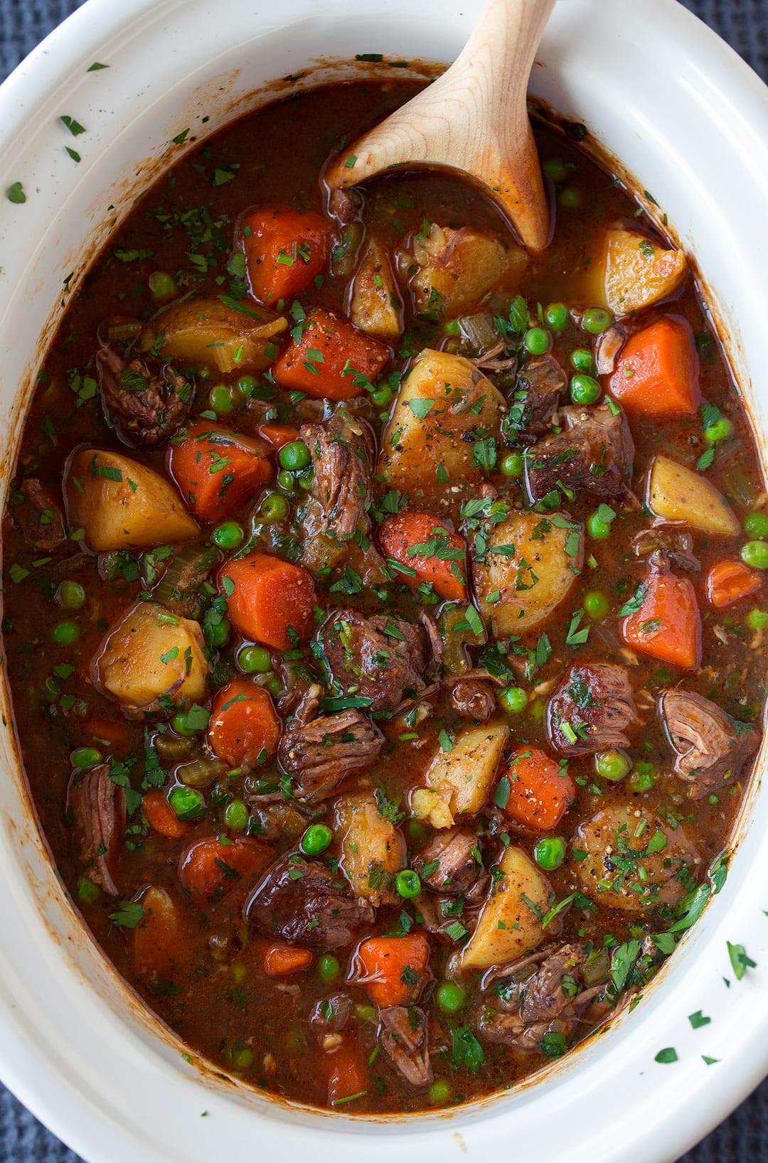 Best Slow Cooker Beef Stew  Slow Cooker Beef Stew Cooking Classy
