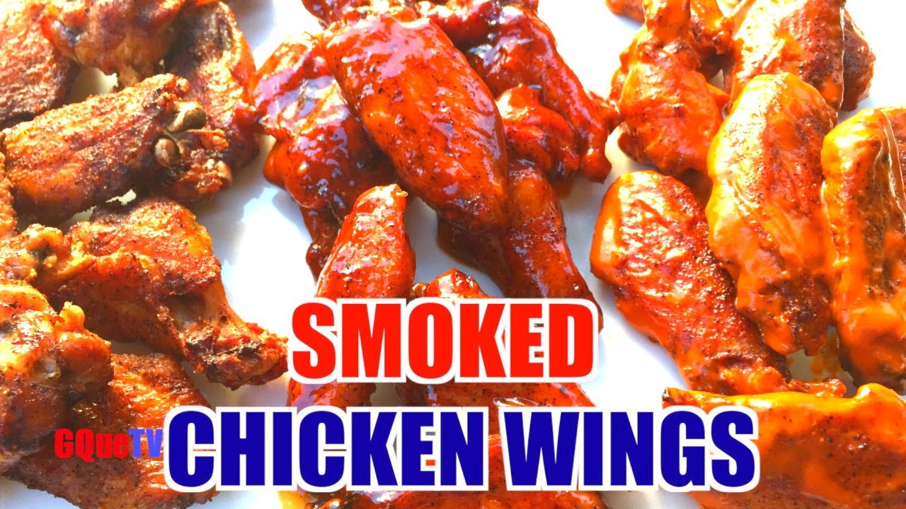 Best Smoked Chicken Wings Ever  best smoked chicken wings ever