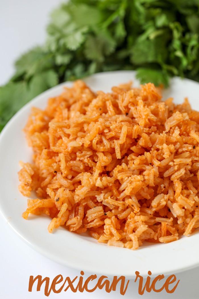 Best Spanish Rice Recipe  This Best Spanish Rice Recipe is Easy and Homemade