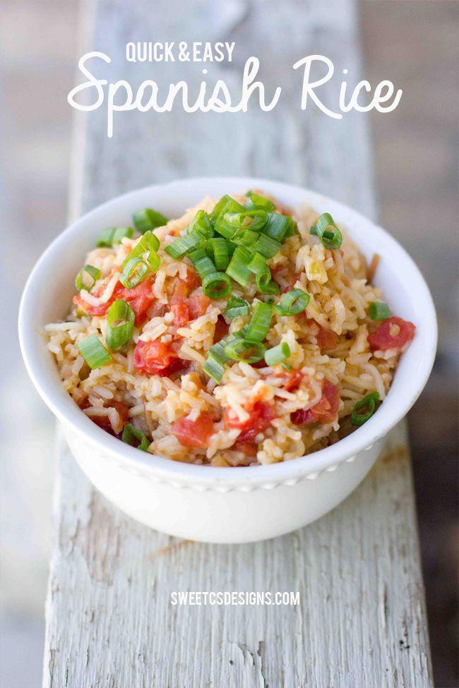 Best Spanish Rice Recipe  The Best Spanish Rice Recipe