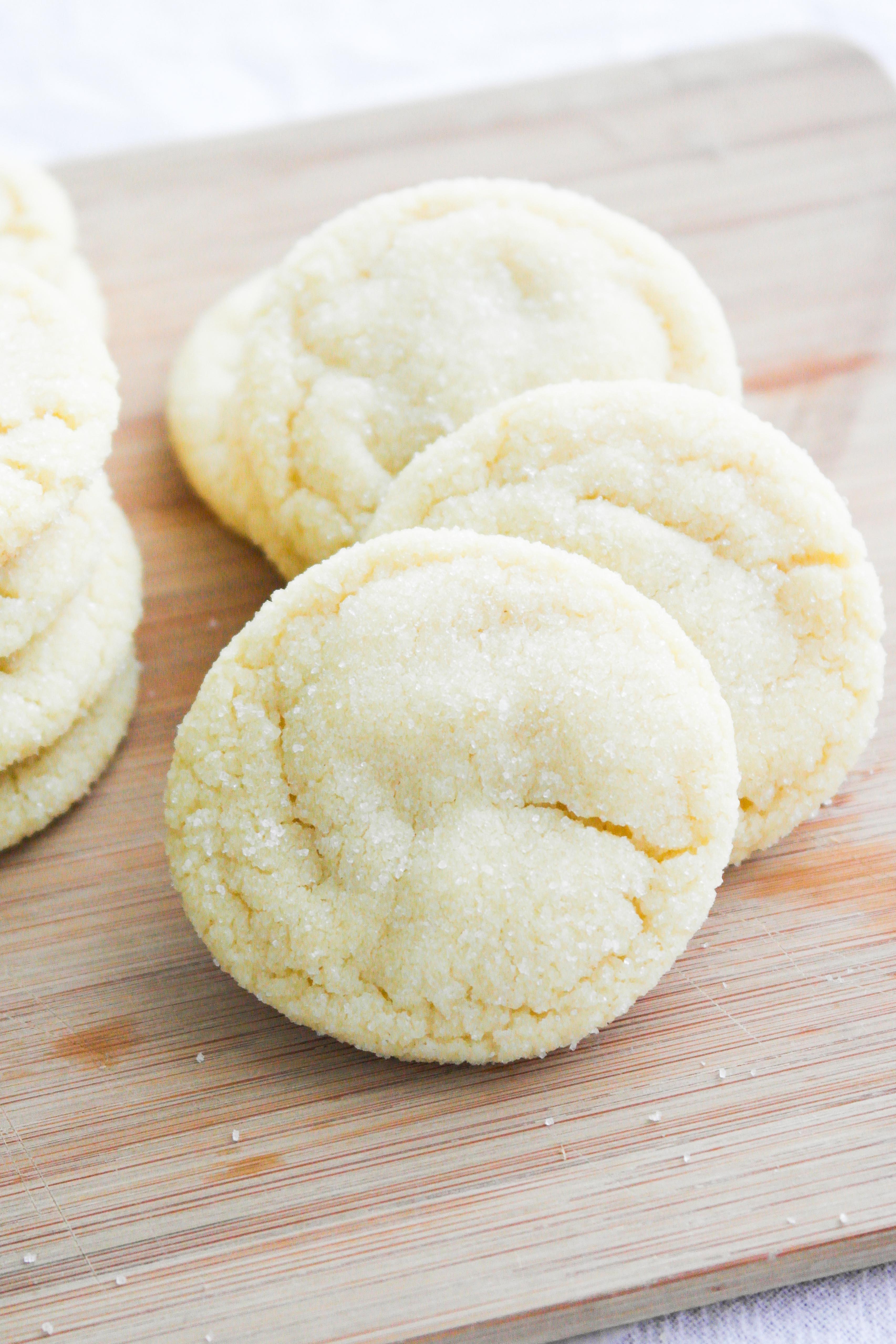 Best Sugar Cookies  The Best Sugar Cookies – Baking Is A Science