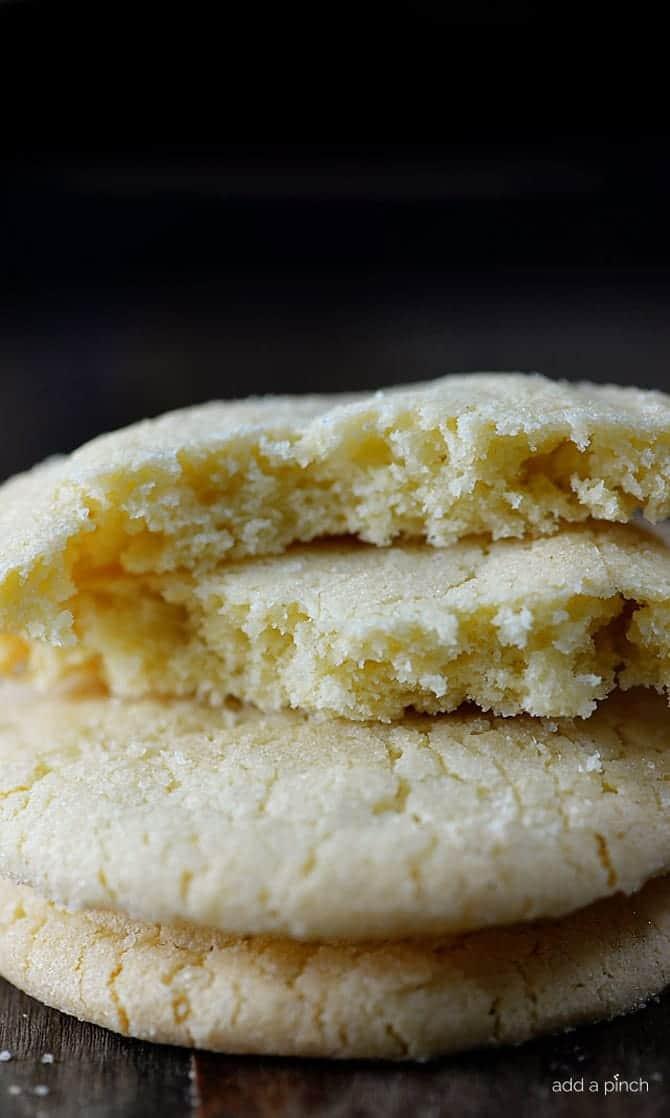 Best Sugar Cookies  The BEST Chewy Sugar Cookies Recipe Add a Pinch