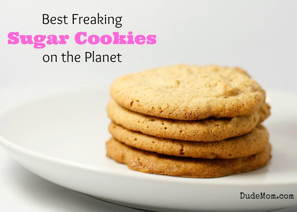 Best Sugar Cookies  best sugar cookies ever