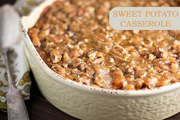 Best Sweet Potato Casserole Recipe Ever  Ruth s Chris Sweet Potato Casserole Recipe