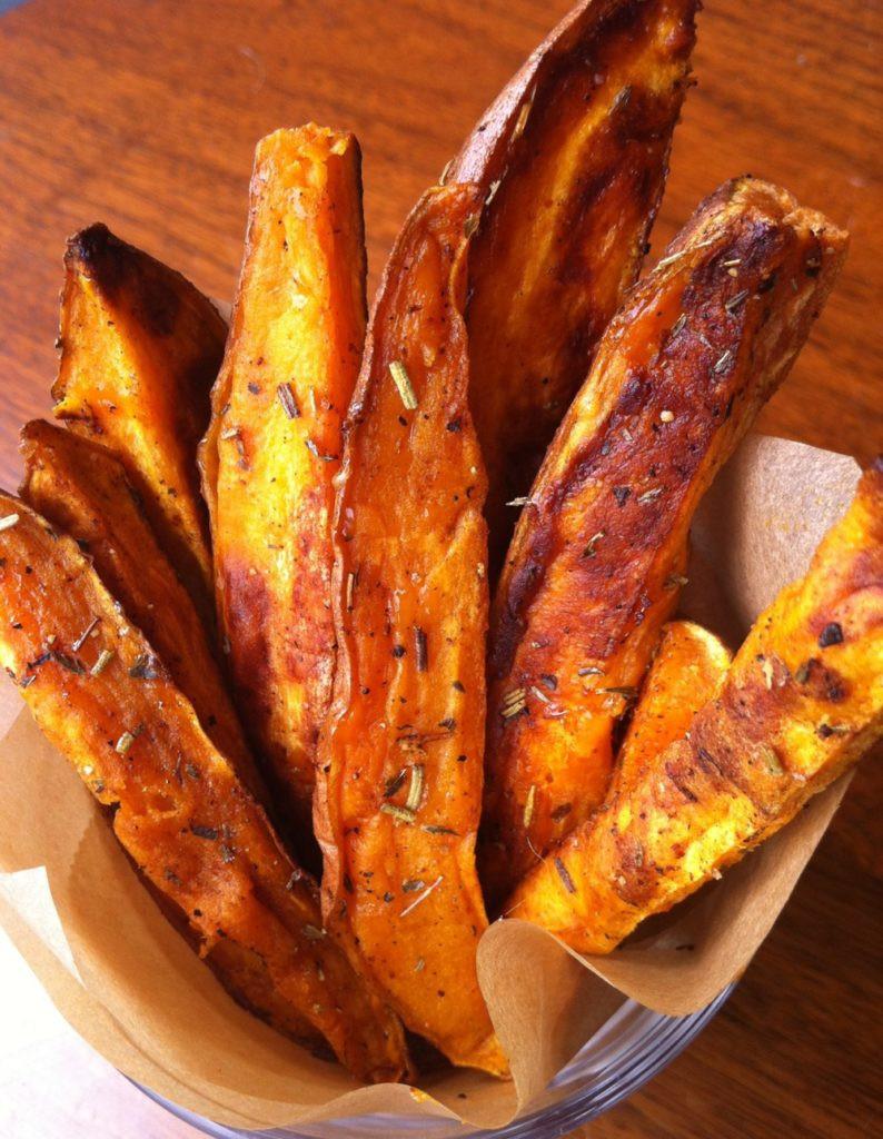 Best Sweet Potato Fries  5 Secrets for Crispy Oven Baked Sweet Potato Fries