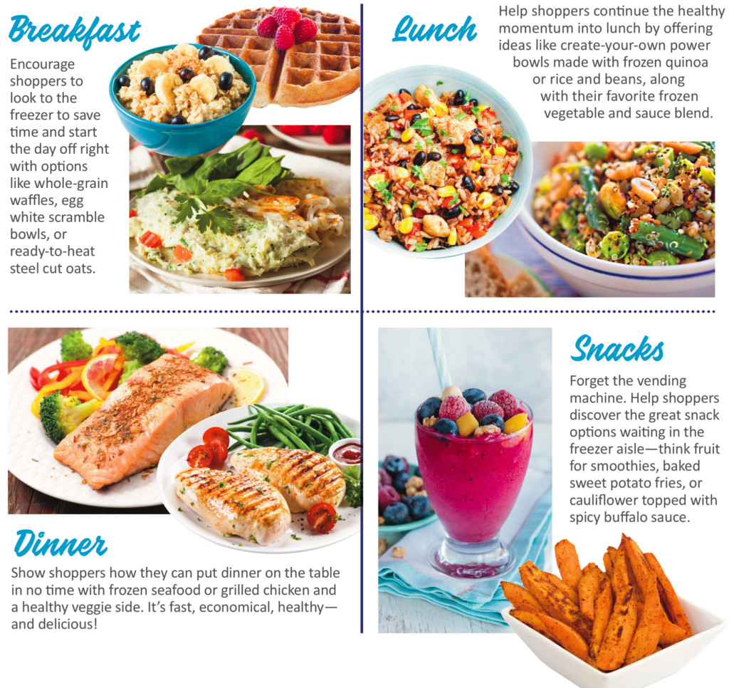 Best Tasting Frozen Dinners 2017  Savor The Taste Real Food… Just Frozen Daymon Worldwide