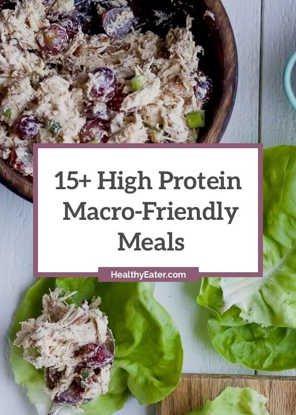 Best Tasting Frozen Dinners 2017  Macro Friendly 15 Delicious High Protein Meals